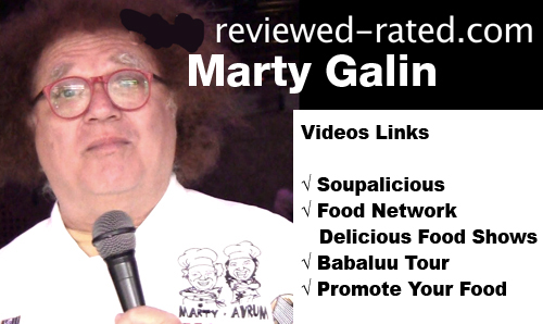 Marty Galin With Soupalicious Toronto 2011 reviewed-rated.Marty Galin With Soupalicious Toronto 2011 reviewed-rated.com